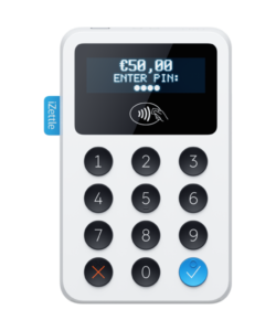 Review photo of iZettle card reader