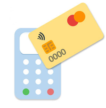 mobile card reader scheme