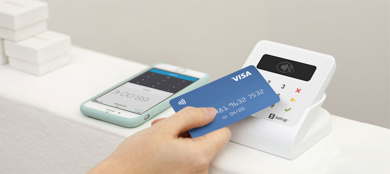 Credit card processing for small business in 2017 for Portable credit card reader for small business